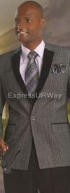 Clearance Mens Suit EJ Samuel HYL19