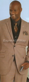 Clearance Mens Suit EJ Samuel M2613