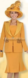Elite Champagne 4161 Church Suits