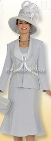 Clearance Elite Champagne 4271 Church Suits