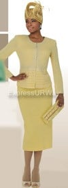 Clearance Elite Champagne 4462 Church Suits
