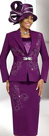 Fifth Sunday 52815 Ladies Three Piece Skirt Suit For Church