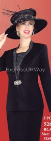 Clearance Fifth Sunday 52692 Womens Church Suits