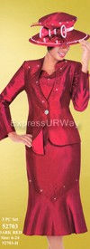 Fifth Sunday 52703 Womens Church Suits