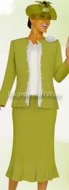 Fifth Sunday 52667 Womens Church Suits