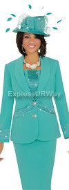 Fifth Sunday 52713 Womens Church Suits