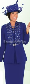 Clearance Fifth Sunday 52722 Womens Church Suits