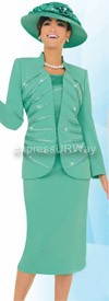 Fifth Sunday 52723 Womens Church Suits