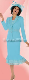 Fifth Sunday 52724 Womens Church Suits