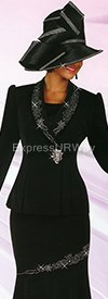 Clearance Fifth Sunday 52763 Womens Church Suits