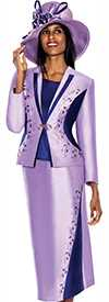 GMI G5633-Lilac / Purple - Womens Church Suits