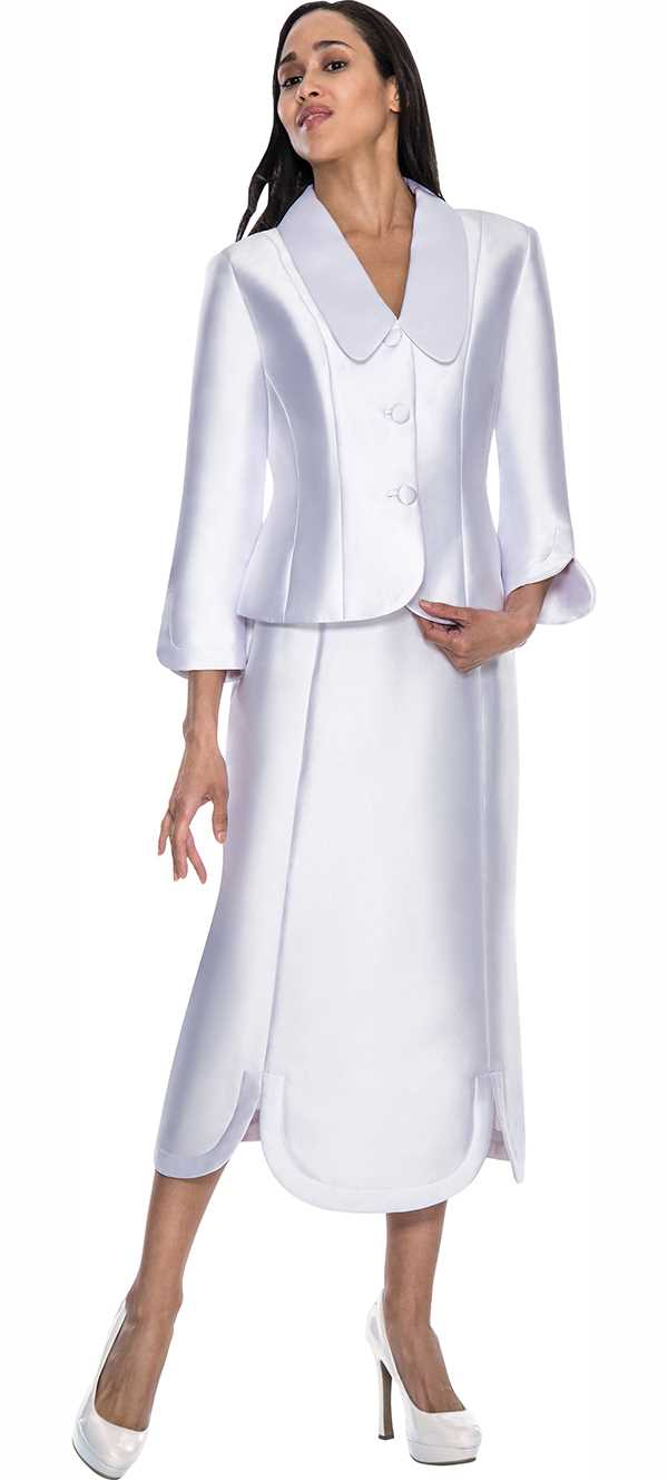 gmi g5712 white womens church suits spring 2016