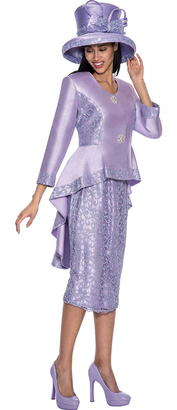 gmi g6012lavender womens church suits spring 2016
