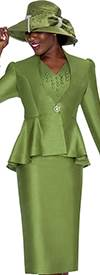GMI G4973 Green - Womens Church Suits