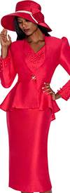 GMI G4973 Rose Red - Womens Church Suits
