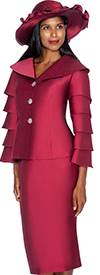 GMI G5112 Bordeaux - Womens Church Suits