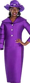 GMI G5112 Purple - Womens Church Suits