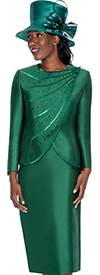 GMI G5412 Emerald - Womens Church Suits