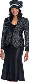 GMI G5533 Black - Womens Church Suits