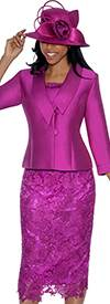 Clearance GMI G5582 Magenta - Womens Church Suits