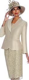 GMI G5972 Champagne - Womens Church Suits
