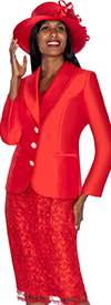 GMI G5972 Red - Womens Church Suits