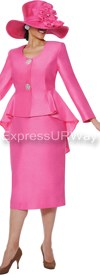 GMI G4322 Magenta - Womens Church Suits