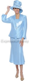 GMI G4633 Blue - Womens Church Suits
