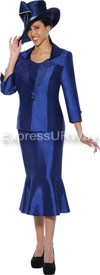GMI G4643 Navy - Womens Church Suits