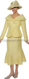 GMI G4712 Banana - Womens Church Suits