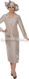 GMI G4742 Champagne - Womens Church Suits
