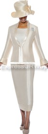 GMI G4753 Champagne - Womens Church Suits