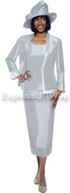 GMI G4753 Silver - Womens Church Suits