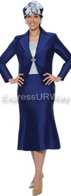 GMI G4763 Navy - Womens Church Suits