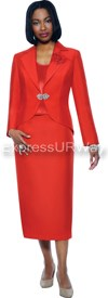 GMI G4783 Red - Womens Church Suits