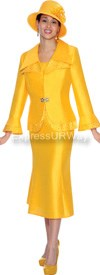 GMI G4292 Gold - Womens Church Suits