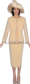 GMI G4393 Champagne - Womens Church Suits