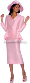 Clearance GMI G4973 Pink - Womens Church Suits