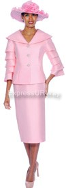 GMI G5112 Pink - Womens Church Suits