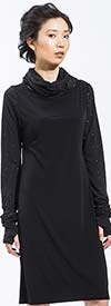 JSong 110 Womens Tunic With Fingerless Glove