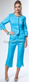 JSong 1281P Womens Suit