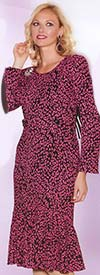 Lily and Taylor 3763 One Piece Knit Dress