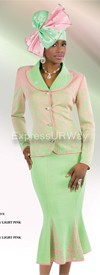 Liorah Knits 7099 Womens Knit Suits