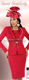 Liorah Knits 7102 Womens Knit Suits