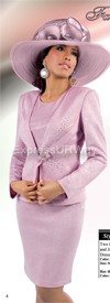 Liorah Knits 7103 Womens Knit Suits