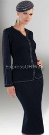 Clearance Liorah Knits 7088 Womens Knit Suits