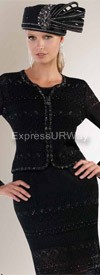 Liorah Knits 7121 Womens Knit Suits