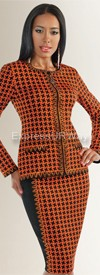 Liorah Knits 7139 Womens Knit Suits