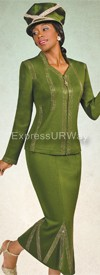 Liorah Knits 7161 Womens Knit Suits