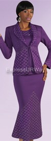 Liorah Knits 7165 Womens Knit Suits